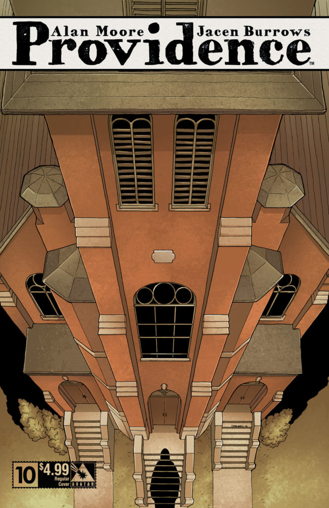 providence 10 alan moore cover